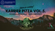 Karrier Pizza Vol. 5. - Intern is coming!